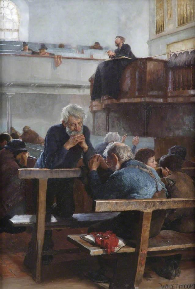 Titcomb, William Holt Yates, 1858-1930; Primitive Methodists at Prayer