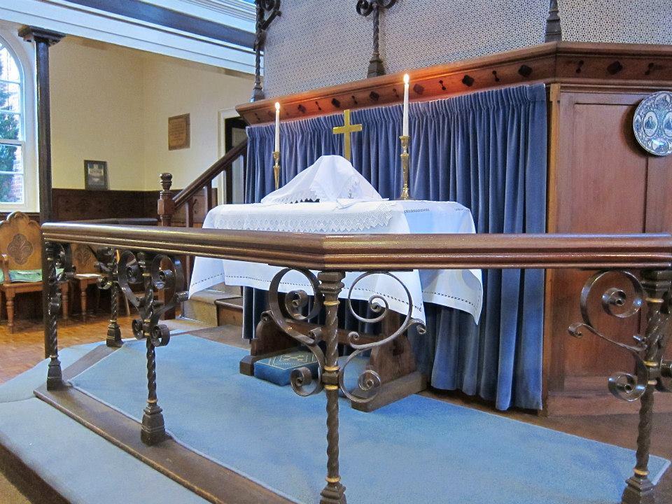walsingham communion