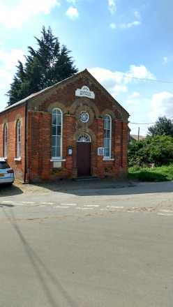 Wighton Chapel 2017