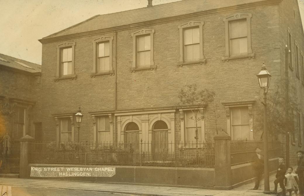 King Street chapel 1908