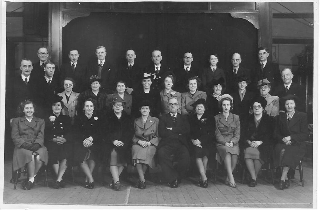 KS 150th anniversary 1948 - choir