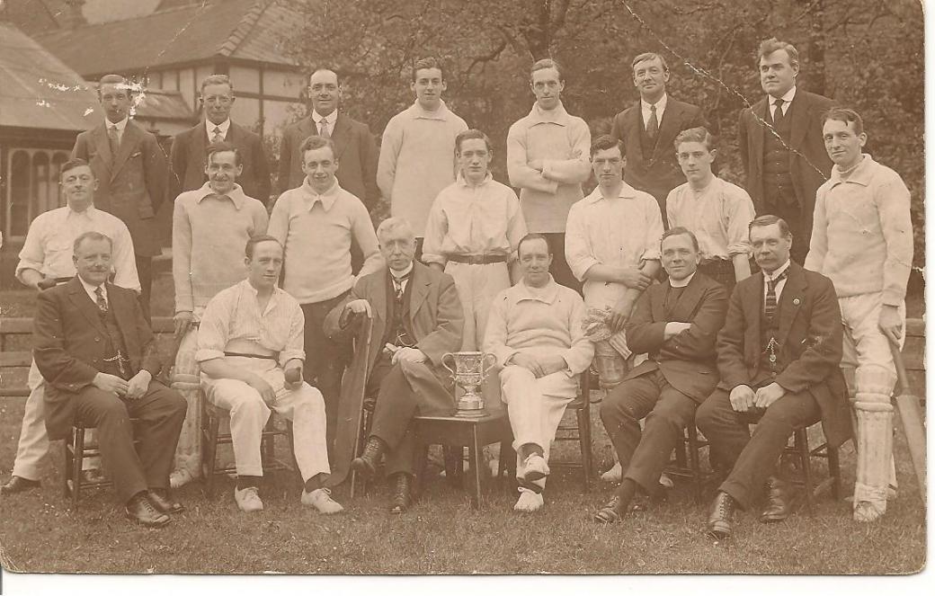 KS cricket team 1920s