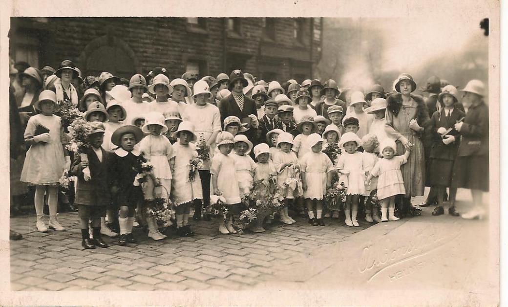 KS walking day c.1930