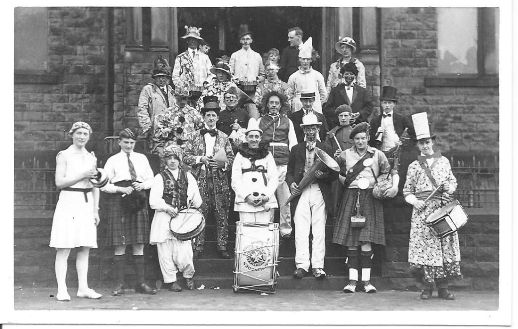 SH comic band c.1932