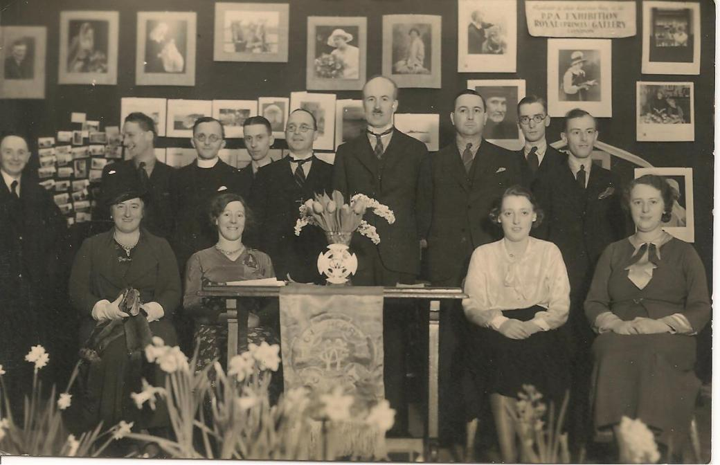 SH photograph exhibition 1933