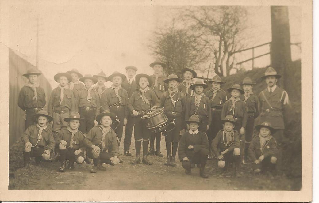 SH Scouts c.1913