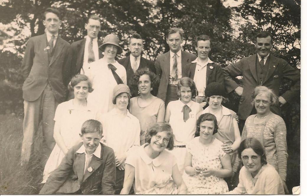 SH WEsley Guild 1930