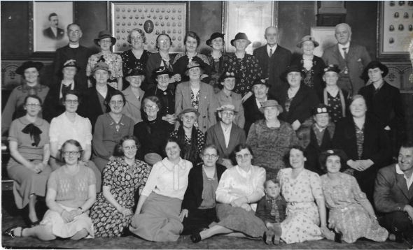 King St Mothers 1938-39