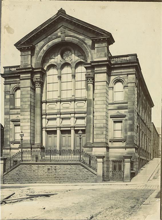 Salem United Meth Free Church, Regent St c1890 (Large)