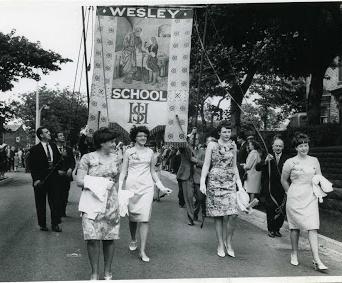 Wesley - Walking Day (Large)