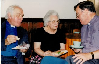 rev colin riches,pam riches,roy coppack