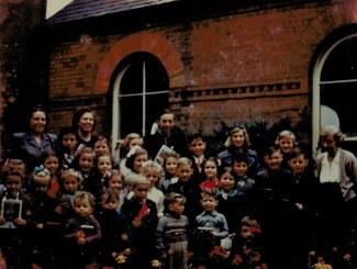 Sunday School early 1960s