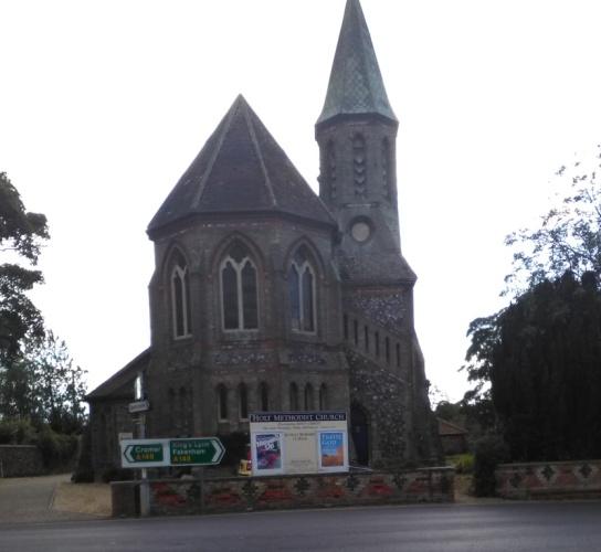 Holt Chapel 2017