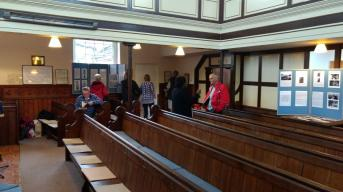 Visitors to the Chapel (2)