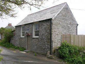 Penrose Chapel Cornwall
