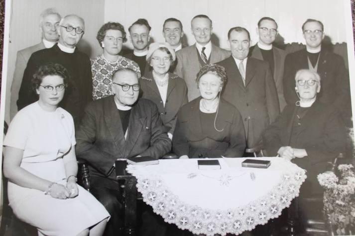 Salem Centenary 1961